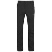 Regatta Men's Point 214 Fellwalk Water Repellent Stretch Trousers - Black