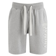 Animal Men's Ponsford Sweat Shorts - Grey Marl