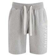 Animal Men's Ponsford Sweat Shorts - Grey Marl