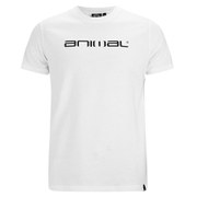 Animal Men's Loyale Graphic T-Shirt - White