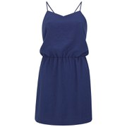 American Vintage Women's Beaumont Short Tank Dress - Navy