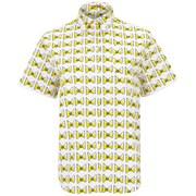 Peter Jensen Women's Bow Shirt - Yellow Bow