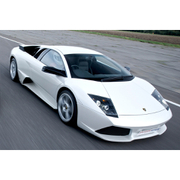 Triple Supercar Driving Blast with Passenger Ride Special Offer
