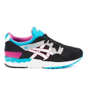 Asics Men's Gel-Lyte V Trainers - Black/White
