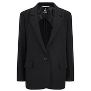 2nd Day Women's Ellenora Oversized Suiting Blazer - Black