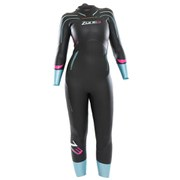 Zone3 Women's  Core Vision Wetsuit - Black