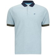 Boxfresh Men's Kailey Polo Shirt - Aquamarine