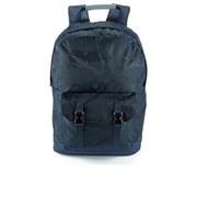 C6 Men's Pocket Backpack - Navy Jaquard