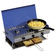 Campingaz Camping Chef Double Burner Stove