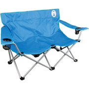 Coleman Folding Double Day Chair - Blue