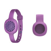 Jawbone UP Move Wireless Activity and Sleep Tracker - Clip & Strap Bundle - Grape Rose