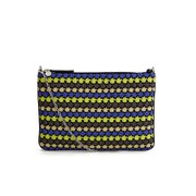 M Missoni Women's Lurex Clutch Bag - Black