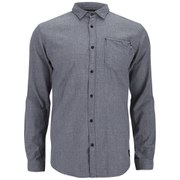 Jack & Jones Men's Long Sleeved Time Shirt - Light Blue