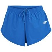 Женские трехдюймовые шорты для бега Myprotein - Синий Цвет