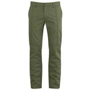 Marc by Marc Jacobs Men's Washed Military Twill Trousers - Green