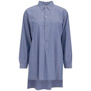 Marc by Marc Jacobs Women's Chambray Icon Shirt - Pale Blue