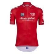 Santini Giro d'Italia 2015 Sprinter Short Sleeve Jersey - Red