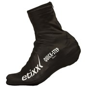 Etixx Quick-Step Replica Over Shoes - Black