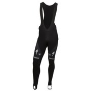 Etixx Quick-Step Replica Bib Tights - Black/Blue