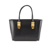 Opening Ceremony Women's Mac Small Structured Tote Bag - Black