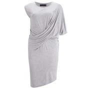 Religion Women's Golden Dress - Grey