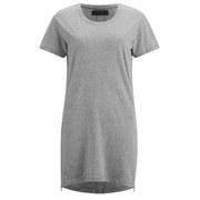 Religion Women's Tension Dress - Grey Marl
