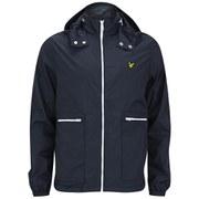 Lyle & Scott Men's Nylon Ripstop Jacket - New Navy