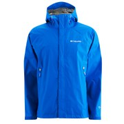 Columbia Men's Sleeker Waterproof Jacket - Hyper Blue