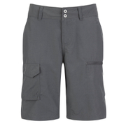 Columbia Women's Silver Ridge 10 Inch Cargo Shorts - Grill Grey