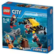 LEGO City: Set de Introducción Exploración Submarina (60091)