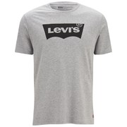 Levi's Men's Graphic Set-In Neck T-Shirt - Grey