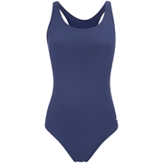 Zoggs Women's Cottesloe Powerback Swimsuit - Navy