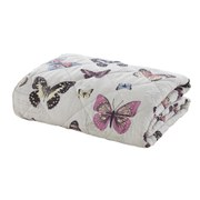 Catherine Lansfield Parisian Bedspread - Multi - One Size