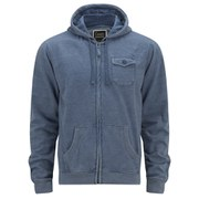Soul Star Men's Msw Fellax Hoody - Blue
