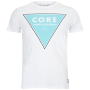 Jack & Jones Men's Colour T-Shirt - White