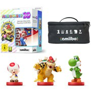 Mario Party 10 amiibo Pack - Mario, Bowser, Toad & Yoshi