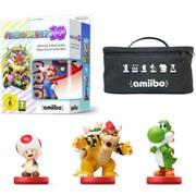 Mario Party 10 amiibo Pack - Mario, Bowser, Toad & Yoshi