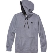 Under Armour Men's Storm Cotton Rival Hoody - True Grey Heather
