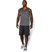 Under Armour Men's Tech Training Tank Top - Black/Steel