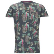 Duck and Cover Men's Freeman Printed T-Shirt - Cade