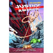 DC Comics Justice League of America Volume 2: Survivors of Evil TP The New 52