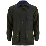 Barbour Men's Customised SI Bedale Jacket - Archive Olive