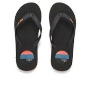 Animal Men's Costaz Flip Flops - Black