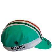 Bianchi Neon Cycling Cap - Green