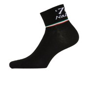 Nalini Blue Label Wool Socks - Black