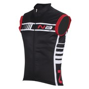 Nalini Red Label Aggia Sleeveless Jersey - Black