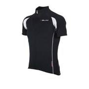 Nalini Red Label Karma Tl Short Sleeve Jersey - Black