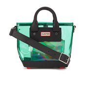 Hunter Women's Original Clear Mini Tote - Toumaline Green