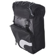 Outeredge Albatross Pannier Right Hand Bag - Large - Black/Grey