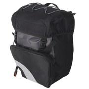 Outeredge Pannier Left Hand Bag - Medium - Black/Grey